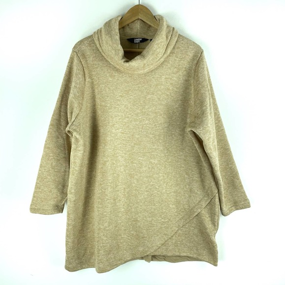 Lands' End Tunic Sweatshirt Size 2X